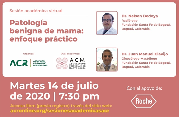 Conferencia Virtual ACR - Julio 2020