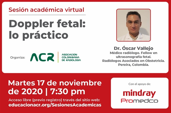 Doppler fetal. Conferencia Virtual ACR